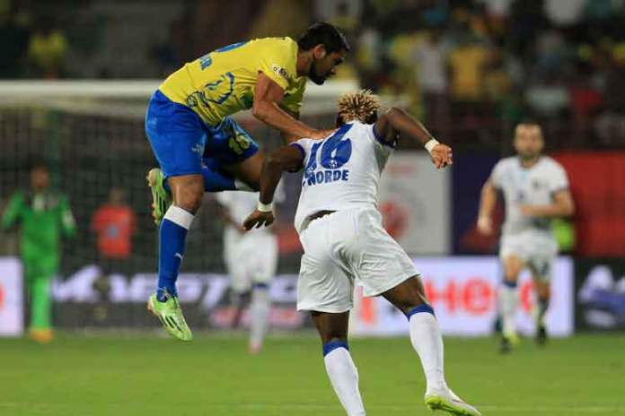 Top 5 ISL Matches with Highest Attendance sekkondgurwinderjump
