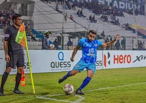 Sergio Barboza Punjab FC