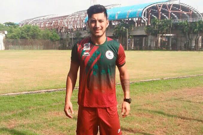 I-League - Real Kashmir FC Sign Afghanistan International Zohib Islam Amiri images 82