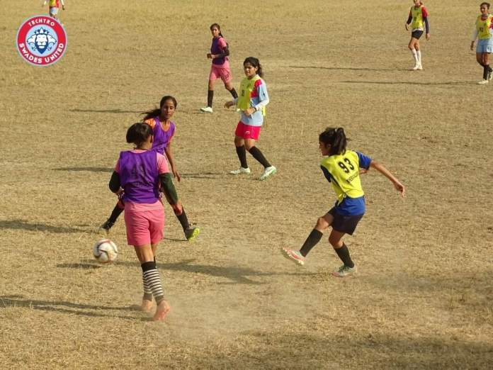 Techtro Swades United makes history; became the first professional club to conduct the Trials in Himachal FB IMG 1604751343551
