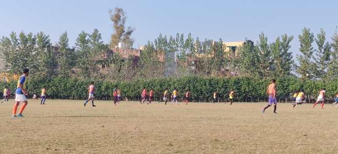 Techtro Swades United to begin their Pre-season training from today(November 12) techtro1