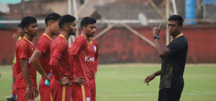 Indian Arrows : Shanmugam Venkatesh - The players know the importance of playing in the I League image4 1024x480 1