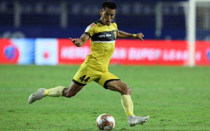 ISL 2020-21 | Top 5 Emerging Players Asish Rai Hyderabad FC scaled 1