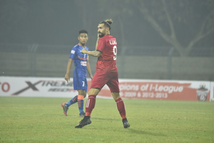 Luka Majcen - The future of Indian Football is very bright ABH4801