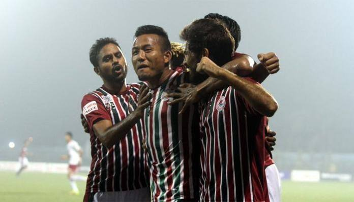 Throwback: The History of Indian Clubs in AFC Champions League 470164 mohun bagan jeje