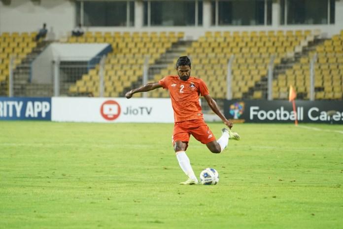 Match Report - Night to forget for FC Goa as Persepolis serve a reality check Sanson Pereira FC Goa vs Persepolis AFC Champions League 2021