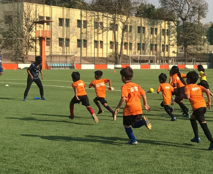 Now train and learn football in Bengaluru from UEFA pro licensed coach in summer camp Summer Camp3