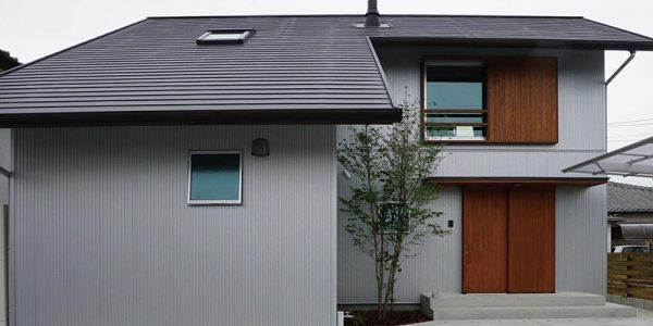 吉村町の家