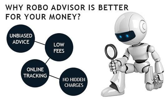 Reasons for Robo-advisors gaining popularity