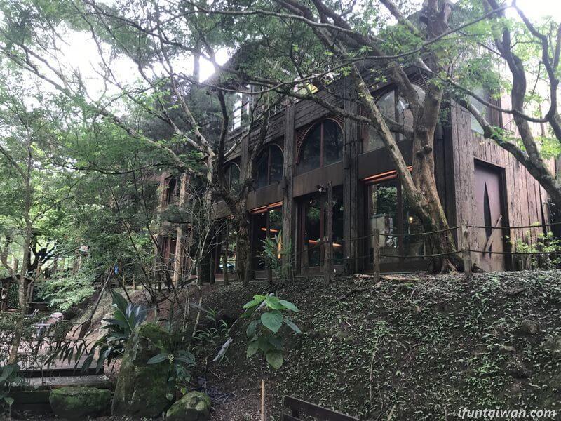 2019【苗栗三義】『山那邊.綠葉方舟』森林園區,讓幸福傳遞下去。