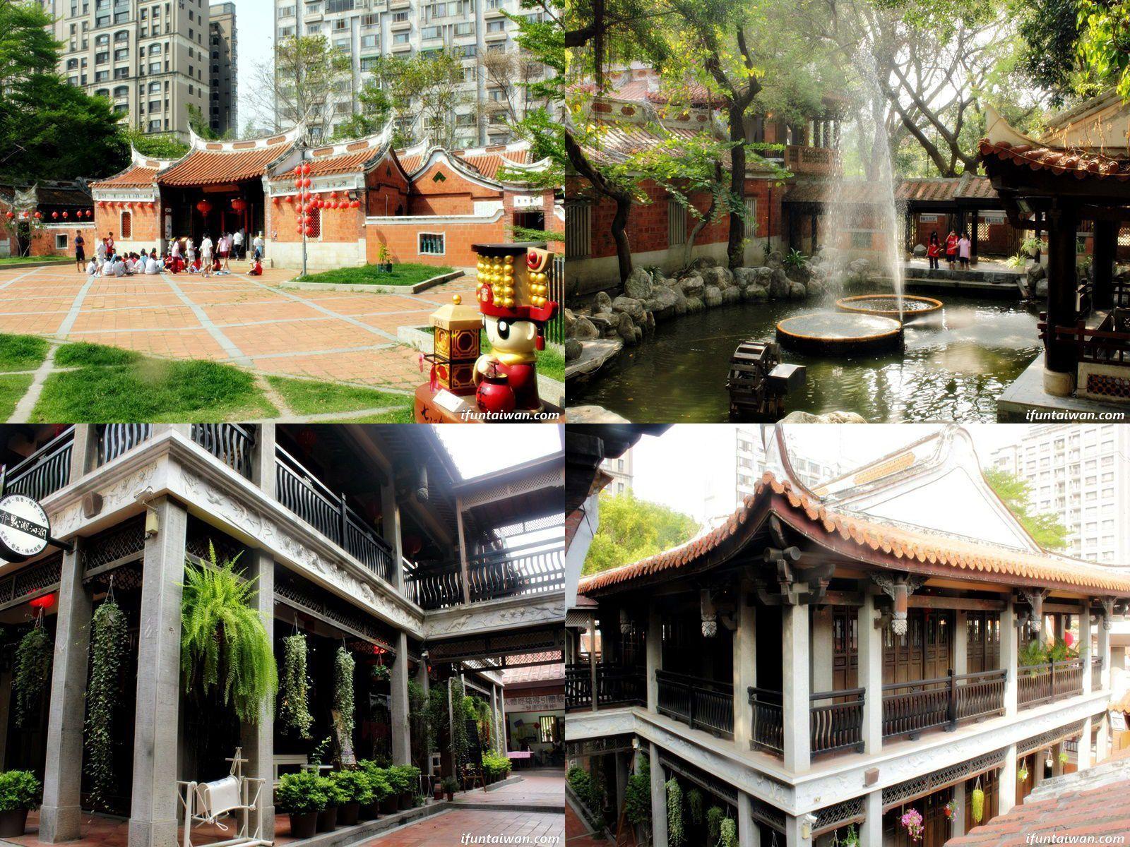 【台中北屯景點】民俗公園,融入傳統閩南式建築氛圍