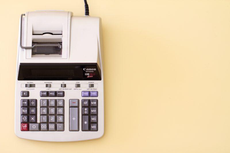 white-canon-cash-register
