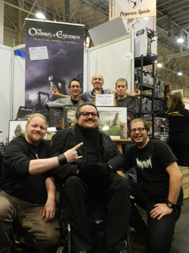 shadows of esteren and malmsturm in essen 2012