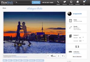 Microstock Photography: Fotos online verkaufen auf PicsaStock