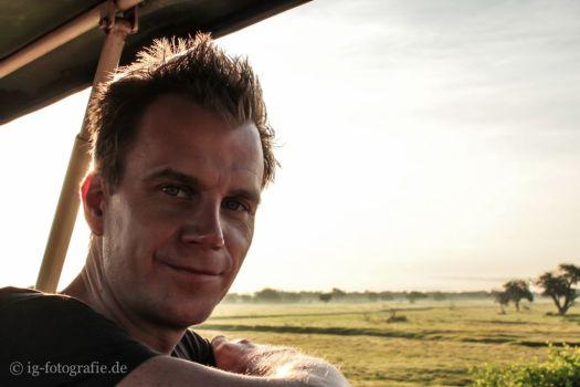 Auf Fotosafari in Kenia