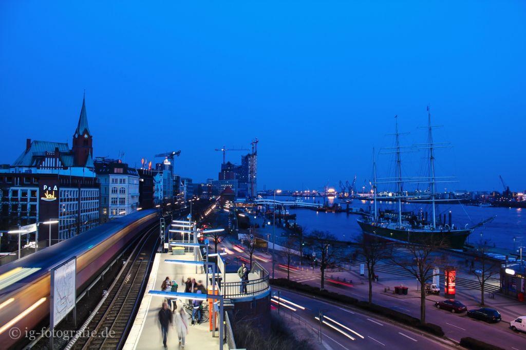 Fotografieren in Hamburg: Fotospots und Fototipps