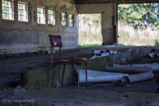 Lost Places fotografieren: Landwirtschaftliche Produktionsgenossenschaft Müggenburg