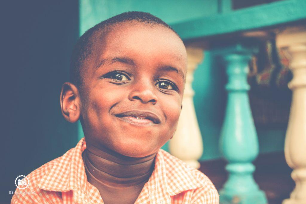 Kijana in Kenya / for Footprints Orphanage Calendar Shooting 2015