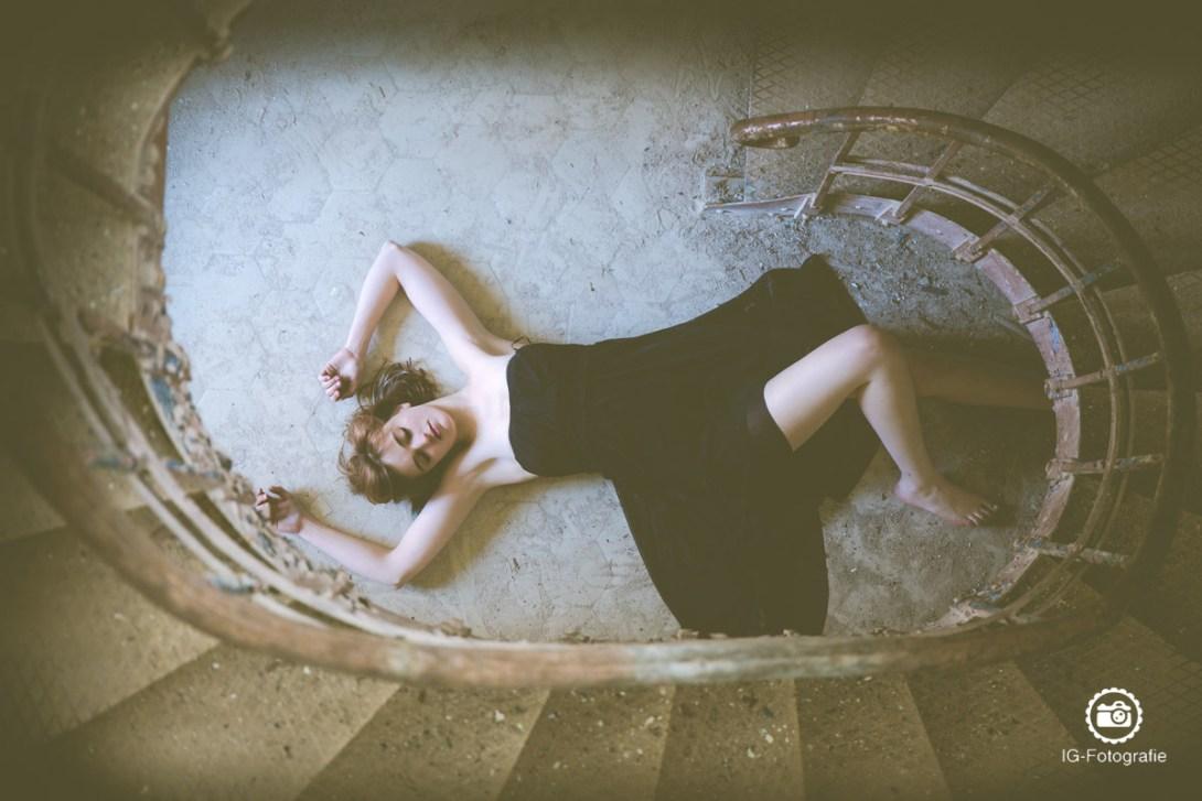Fotoshooting Beelitz Heilstaetten