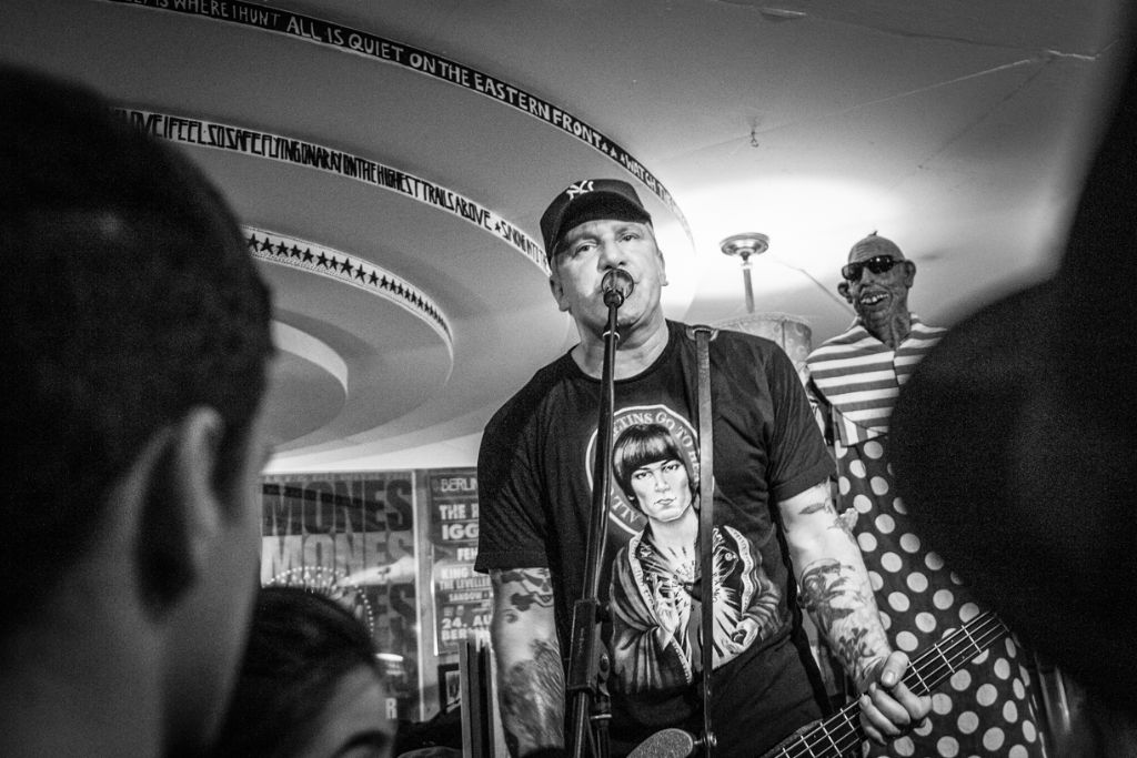 CJ Ramone, Bass Player of THE RAMONES