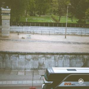 Berliner Mauer - Gedenkstätte Bernauer Strasse