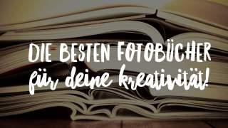 Ich liebe Fotobücher und Ratgeber. Hier meine Auswahl der besten Fotobücher für Deine Kreativität!