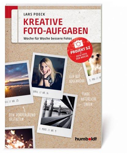 Kreative Fotoaufgaben Buch