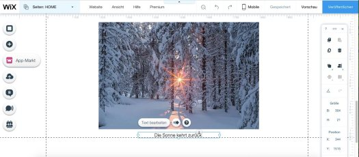 Online-WYSIWYG-Editor