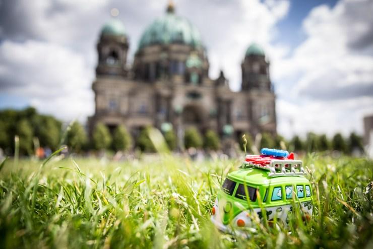 Fotokurs für Anfänger in Berlin