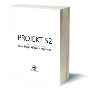 Das Tagebuch für dein 52 Wochen Foto-Projekt