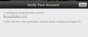 How to set up App Store Account without a Credit Card?
