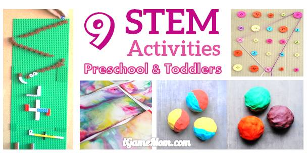 10 stem activities for