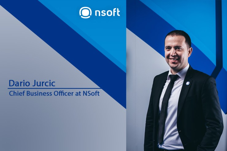 Exclusive Q&A with Dario Jurcic, Chief Business Officer at NSoft