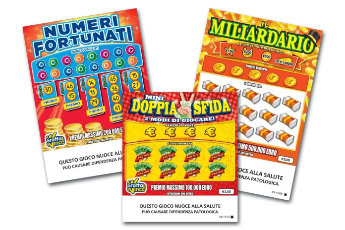 Scientific Games Integrates New Instant Ticket System Technology For Italy's Lotterie Nazionali