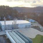 ペンシルベニア州 Clearfield 市のCCPI新工場