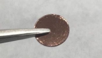 シート状銅ナノ粒子接合材