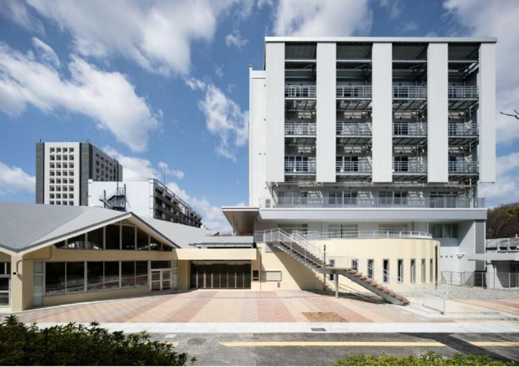 共同研究講座が設置される大阪大学吹田キャンパス センテラス棟