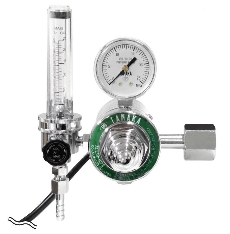 炭酸半自動MAG溶接用の圧力調整器「AU25B-H12Ⅱ」