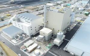 小名浜バイオマス発電所