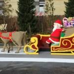 12月10日(日)レゴランドクリスマスの混雑状況