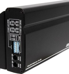 kta 450 alpine 4 channel power pack amplifier 50w x 4 rms  [ 1500 x 1317 Pixel ]