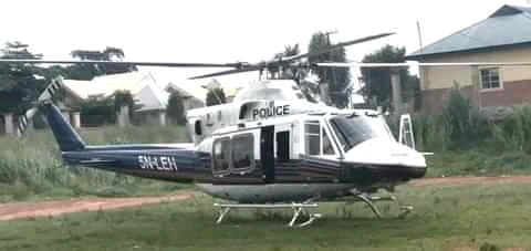 , Anambra Police Command Receives A New Surveillance Helicopter., Effiezy - Top Nigerian News & Entertainment Website