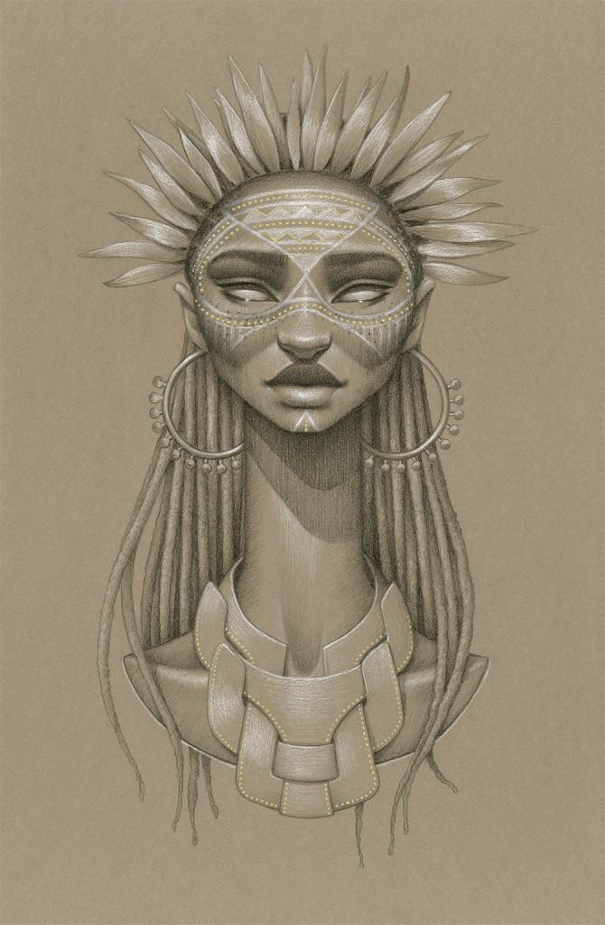 anyanwu-670x1024 Natural Hair Art - Sara Golish
