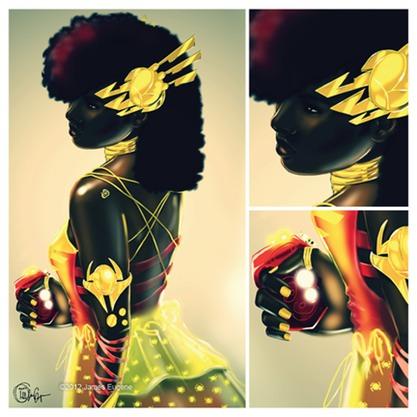 jim114art9_med Natural Hair Art