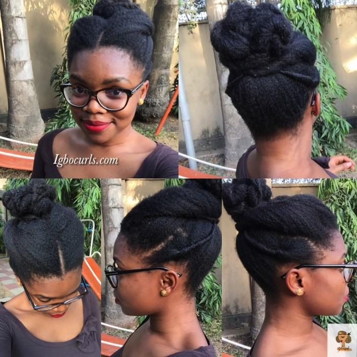 img_0858 How to Maintain/Moisturise your Natural Hair in a Protective Style (Video)