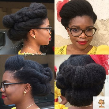 the-double-gibson-hairstyle-on-n A Year in Review- Top 10 Products, Posts & Hairstyles