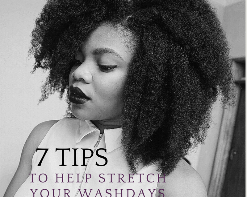 7 Tips To Help You Stretch Your Wash Days