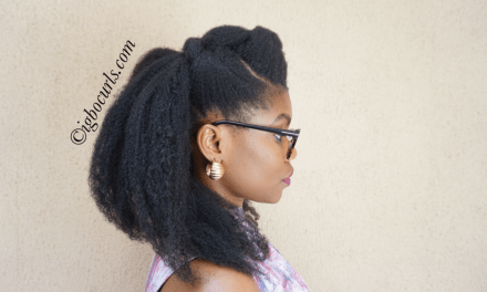 Igbocurls App – Tip of the Day