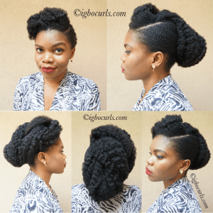 IMG_99791-300x300 Creative Versatile Updo on Natural Hair