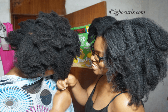 IMG_9997 What To Do If Your Family Is Not Supportive of Your Natural Hair